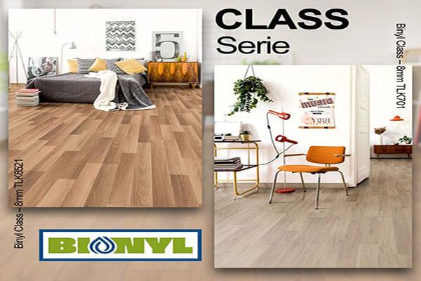 Sàn gỗ Binyl Class 8mm