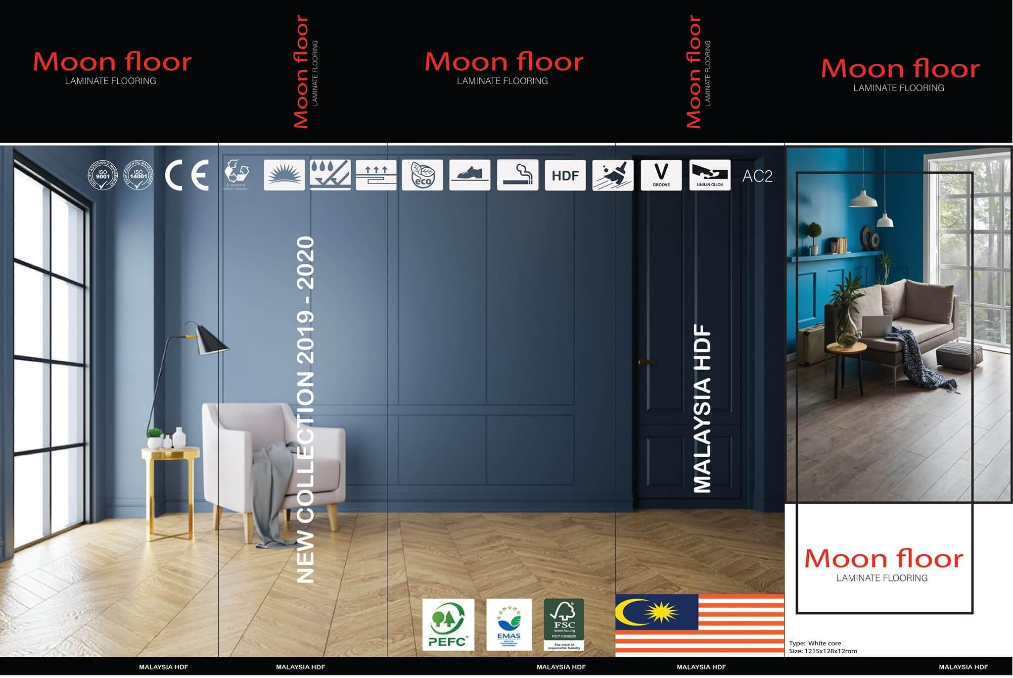 sàn gỗ Moon floor