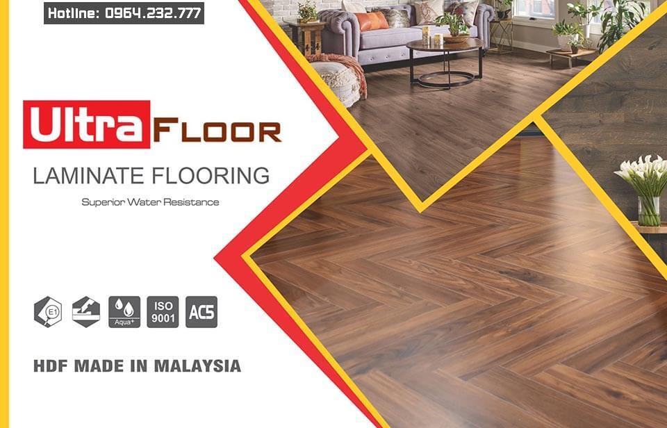 Sàn gỗ Ultra